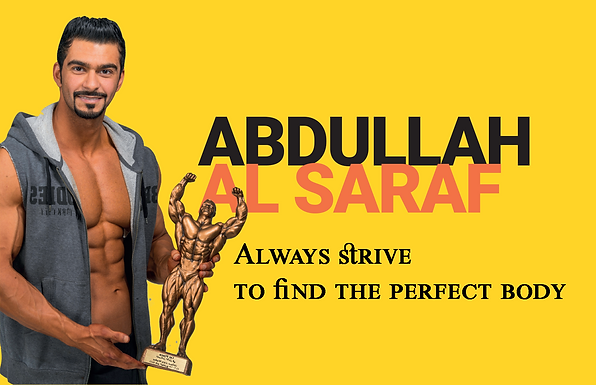 Abdullah Al Saraf Winner of The Show