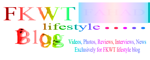 Welcome to FKWT lifestyle blog