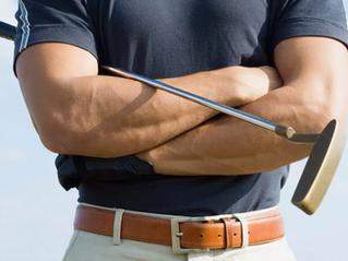 تمتع بقوّة مثل قوّة لاعب الغولف ( تمارين )