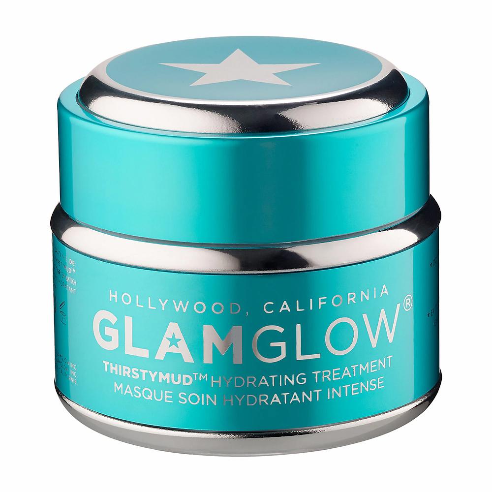 GLAMGLOW THIRSTYMUD™ Hydrating Treatment Mask قناع الوجه من غلام غلو افضل منتج لترطيب البشرة