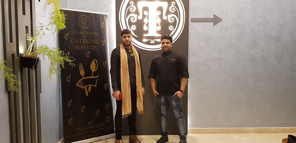 FAHAD and Chef Zeeshan