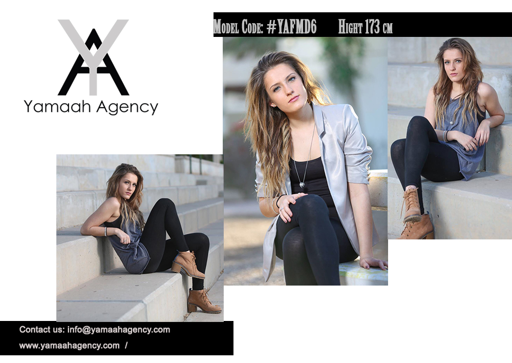 Code: YAFMD6 Yamaah Agency Model