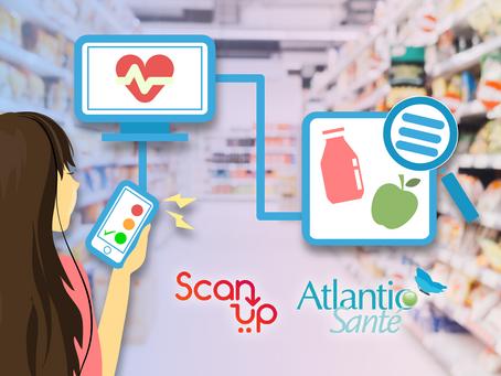 Atlantic Santé et Scan Up, à l'interface entre les industries agroalimentaires et les consom'acteurs