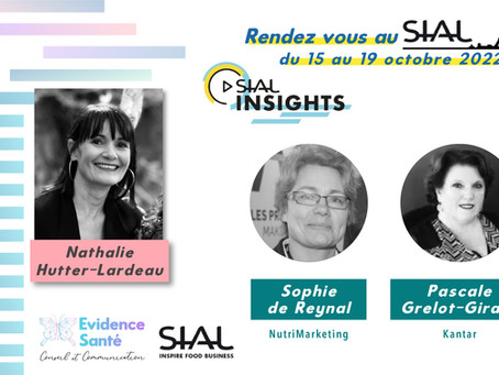 SIAL Insights 2020 : les consommateurs, acteurs du changement de leur alimentation