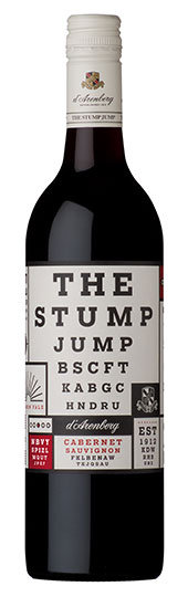 THE STUMP JUMP 2017 Cabernet Merlot