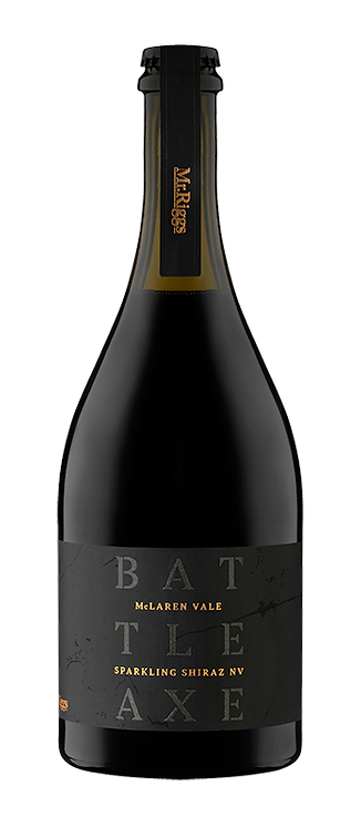 Mr. Riggs Wine Co. 'Battle Axe' Sparkling Shiraz | McLaren Vale