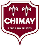 This is a logo for the brand Chimay