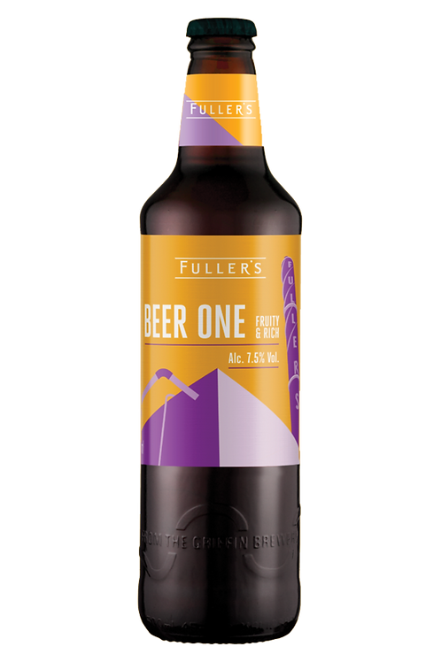 Beer One | BBD 1/8/2020 | Case of 12 x 500ml Bottles