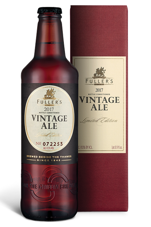 2017 Vintage Ale | Case of 12 x 500mL Bottles