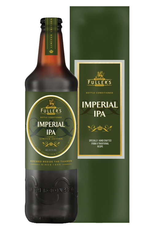 Imperial IPA | Case of 12 x 500mL Bottles