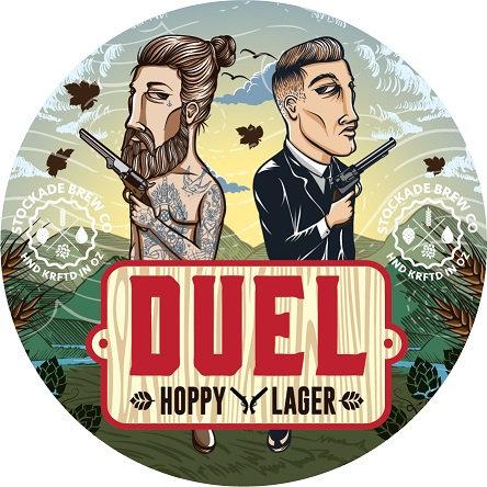 The Duel - Hoppy Lager