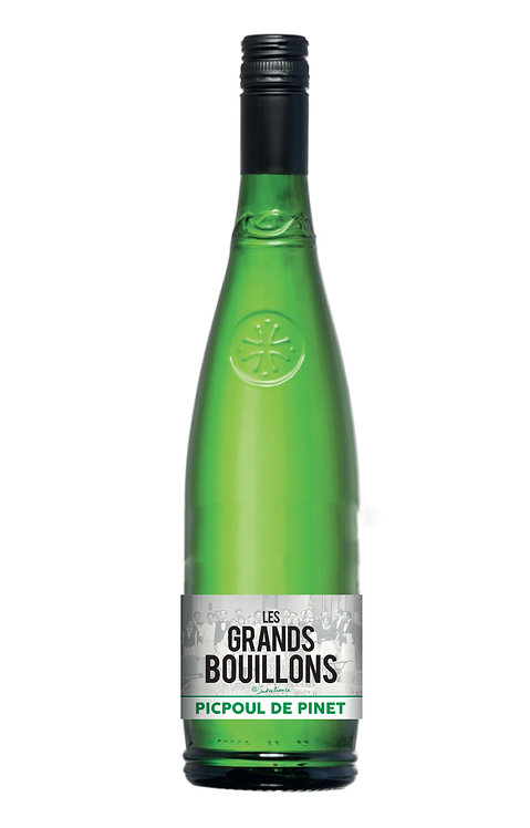 Les Grand Bouillons Picpoul 2015 - 6 x 750ml bottles