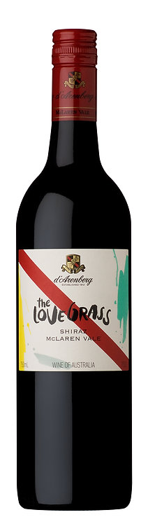 THE LOVE GRASS 2017 Shiraz