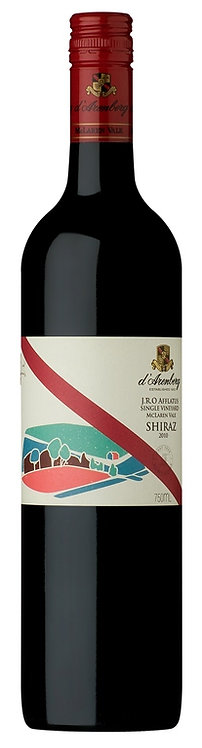 J.R.O AFFLATUS 2010 Single Vineyard Shiraz