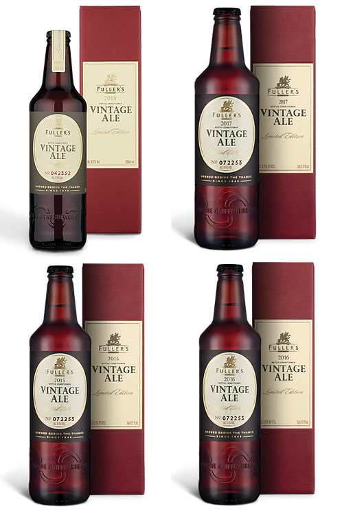 Mixed Vintage Case | 3 Bottles of 4 Vintages