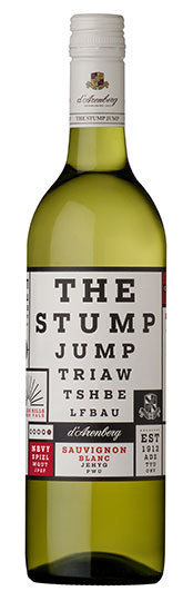 THE STUMP JUMP 2019 Sauvignon Blanc
