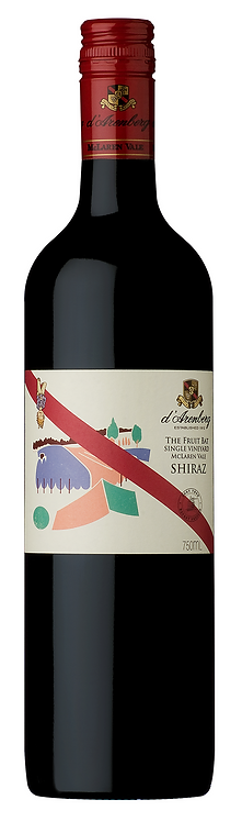 THE FRUIT BAT 2010 Single Vineyard Shiraz