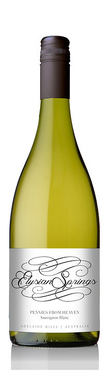 Elysian Springs 'Pennies from Heaven' Sauvignon Blanc