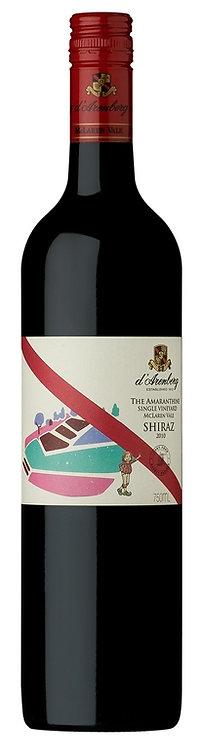 THE AMARANTHINE 2012 Single Vineyard Shiraz