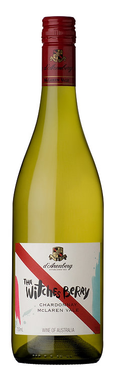 THE WITCHES BERRY 2018 Chardonnay