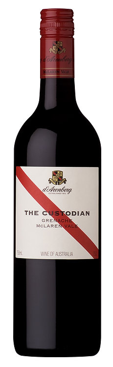 THE CUSTODIAN 2016 Grenache