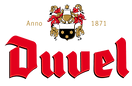 This is a logo for the brand Duval, it features a coat of arms and the writing 'Durval' underneath it.