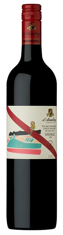 TYCHE'S MUSTARD 2010 Single Vineyard Shiraz