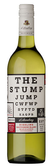 THE STUMP JUMP 2017 White Blend