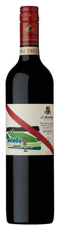 THE BLIND TIGER 2010 Single Vineyard Shiraz
