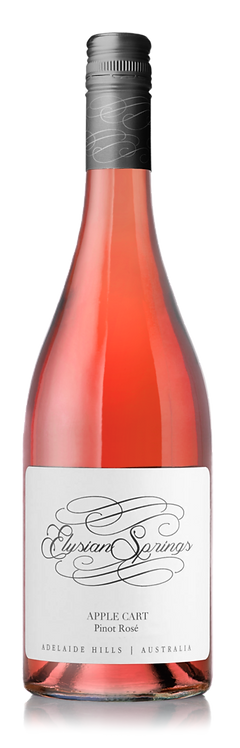 Elysian Springs 'Apple Cart' Pinot Noir Rosé
