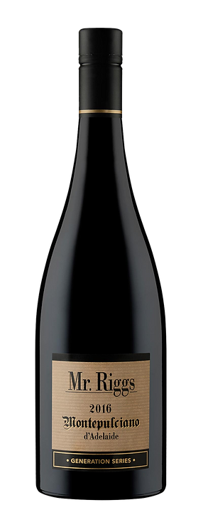 Mr. Riggs Wine Co. 'Montepulciano d'Adelaide' | Adelaide Hills