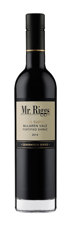Mr. Riggs Wine Co. 'The Elder' Fortified Shiraz
