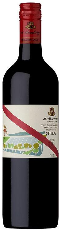 THE BAMBOO SCRUB 2010 Single Vineyard Shiraz
