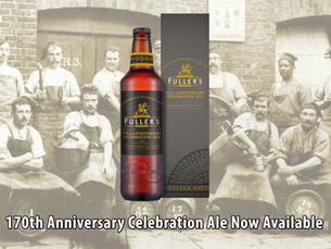 Celebrating 170 Years of Brewing Excellence