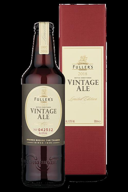 2018 Vintage Ale | Case of 12 x 500mL Bottles