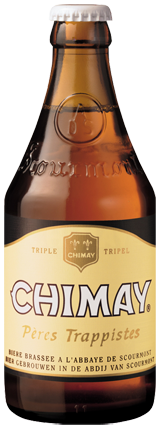 CHIMAY WHITE 24 x 330mL