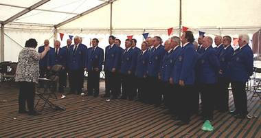 The Welsh Choir of Haverfordwest