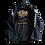 Thumbnail: Black Soft Shell Jacket