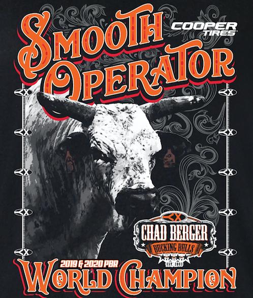 2019 & 2020 World Champion Smooth Operator