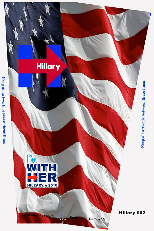 Hillary 002 (sold in pairs)