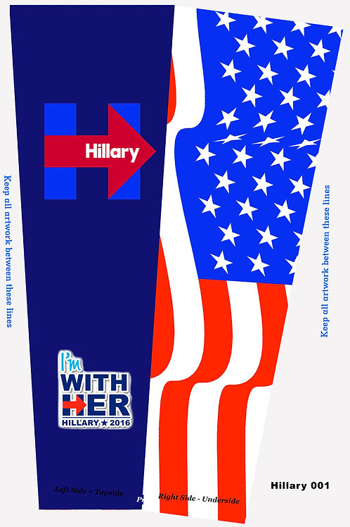 Hillary 001 (sold in pairs)