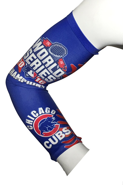 Cubs Blue Sleeves (sold in Pairs)