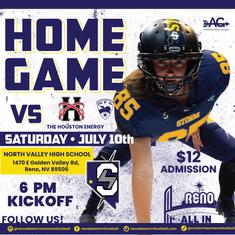 Game Day Houston Kaelyn
