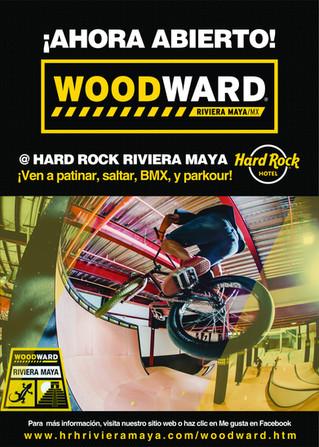 Woodward Open (Spanish)