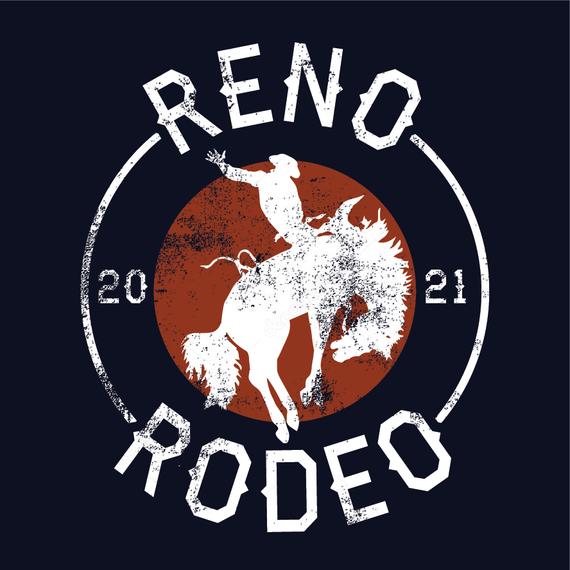 2021 Reno Rodeo Bronco Design