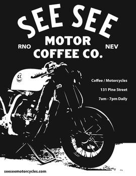 See See Moto Coffee Ad