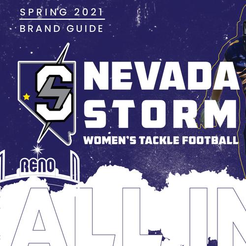Nevada Storm Brand Guide