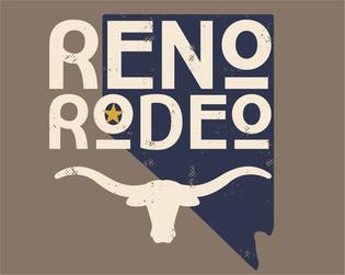 Reno NV Steer and Star