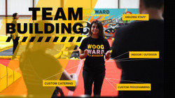Team Building & Group Events WWRM-04