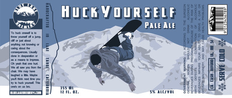 Huck Yourself Pale Ale